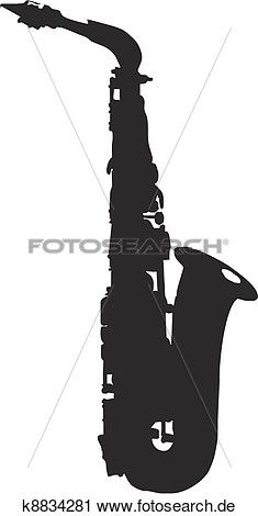 alt saxophon Große Clipart Grafik anschauen