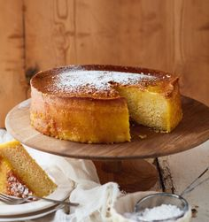 """Naartjie cake is a fresh, local take on an orange cake. This naartjie cake recipe is from chef Jackie Cameron's book, """"Baking with Jackie Cameron"""""""