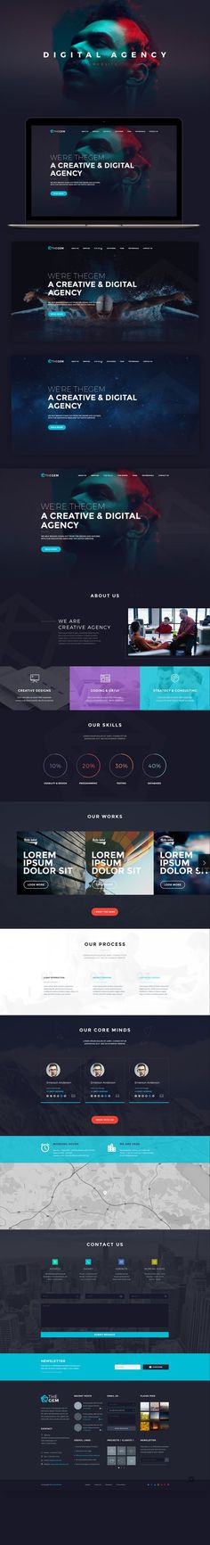 Fivestar Branding Agency – Business Branding and Web Design for Small Business Owners Webdesign Inspiration, Website Design Inspiration, Web Design Agency, App Design, Branding Design, Interface Design, Responsive Layout, User Experience Design, Ui Web