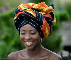 17 Best images about African ✯ Fashion ~ Head Wraps ✯ on . African Beauty, African Women, African Fashion, African Hairstyles, Scarf Hairstyles, La Fashion Week, Ethno Style, Head Scarf Styles, African Head Wraps