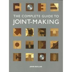 This comprehensive and practical book demystifies the all-important subject of choosing, designing and cutting woodworking joints. Professional woodworker John Bullar takes you through the process, from choosing the appropriate joint for the purpose to assembling finished pieces. You will learn about timber selection, tools and adhesives, and the working methods and habits that are needed to achieve consistently good results.