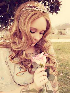 My Disney Princess Cosplay a mix between Belle and Aurora타자카지노 br417.tk 설악카지노 나인카지노