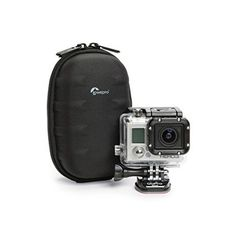 Lowepro Santiago DV 35 Bag for Camera - Black: Amazon.fr: Photo & Caméscopes