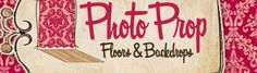 Photo Prop Floors and Backdropsis having an amazing give away! Visit their blog page and enter too win! Definitely the place too shop for all of your photography needs!