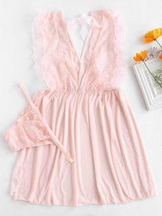 Pretty Lingerie, Beautiful Lingerie, Lingerie Set, Cute Sleepwear, Sleepwear Women, Wedding Night Lingerie, Black Pink, Lingerie Outfits, Lingerie Collection