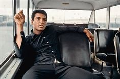 Happy 70th Birthday to The Greatest of All Time! And quite possibly, The Handsomest: Muhammad Ali.