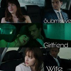 Mr & Mrs Grey