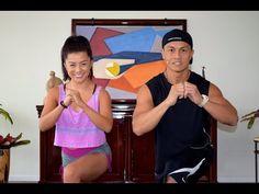 At Home Leg Workout For Beginner 24 min - YouTube