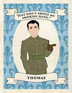Thomas, Downton Abbey
