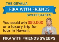 Check out this Gevalia Sweepstakes!