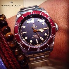 #rolex #vintagerolex #tudor #menwatches #iconicpieces #vintagewatches #vintagediver #hodinkee #watches #heritage #blackbay