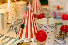 Detalhes Festa Circo