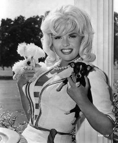 Jayne Mansfield, the woman I was named after.