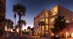 palms hotel at isle of palms, sc
