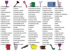 Lista de Presentes // Chá de Cozinha // Chá de Panelas // Chá de Casa Nova ~ No Chá de Casa Nova pode/deve pedir coisas de enxoval, lençol, toalhas, tapetes, almofadas... ;)
