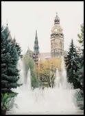 Musical Fountain, Košice