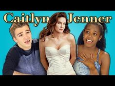 TEENS REACT TO CAITLYN JENNER.  Their progressive reactions far outstrips the ugly attitudes of my generation.   Gives me hope for the future...