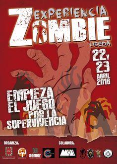 El próximo 22 de abril comenzará 'Experiencia Zombie' con novedades para esta edición