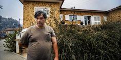 """""""Vi uma pessoa sair do carro com a roupa a arder. Por que é que eu me fui salvar?"""" – LUSOFONIA.news"""