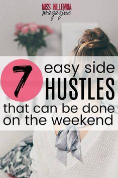 Some side hustles on