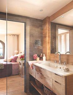 10 baños con ideas superprácticas