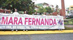 El grito de miles de mujeres: #NoFueTuCulpa, #JusticiaParaMara (Fotos) - Aristegui Noticias