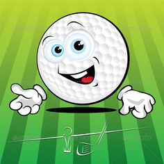 Realistic Graphic DOWNLOAD (.ai, .psd) :: http://jquery-css.de/pinterest-itmid-1002598943i.html ... Funny smiling golf ball ...  art, background, ball, cartoon, cartoons, character, characters, clipart, club, color, colorful, dark, drawing, emotion, emotions, eyes, fun, game, glove, golf, green, hand, happy, smile, sport  ... Realistic Photo Graphic Print Obejct Business Web Elements Illustration Design Templates ... DOWNLOAD :: http://jquery-css.de/pinterest-itmid-1002598943i.html