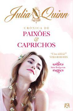 Books Are Awesome: Crónica de Paixões e Caprichos de Julia Quinn (Bri...