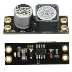L-C Power Filter-2A RTF LC-FILTER (3AMP 2-4S) LC Module Lllustrated Eliminate Moire Video Signal Filtering