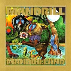 Mandrill Mandrilland, 1974 / Cover by Goodman Gries Lp Cover, Cover Art, Lps, Star Records, Vintage Vinyl Records, Record Collection, Music Albums, Handmade Gifts, Painting