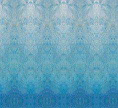 "Eskayel ""poolside"" collection of wallpaper via @Design*Sponge"