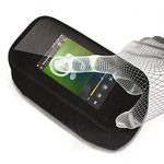 Gizoo Portable Stereo Speakers: Touchscreen Edition - Great sounding speakers that protect your smartphone!