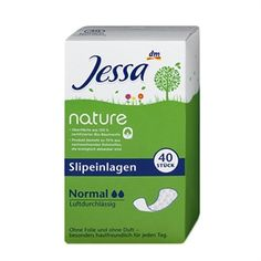 Jessa Nature Slipeinlagen sanitary pads