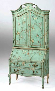 Antique Secretary Desk | Just another mom blog...