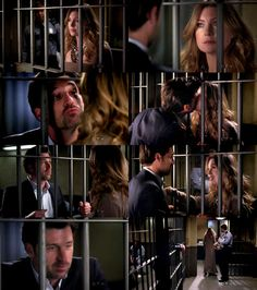 Derek: I wanted to get some ice! Don't be mad…we'll make the wedding.    Meredith: I'll make the wedding, just wanted to see if you were alive for myself    Derek: Meredith…MEREDITH!
