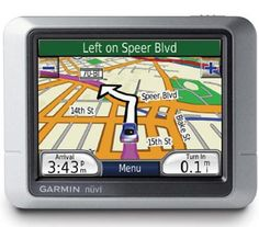 "(CLICK IMAGE TWICE FOR DETAILS AND PRICING) Garmin Nuvi 200-R 010-00621-10. ""Garmin nuvi 200 Refurbished Includes One Year Warranty Replaced by Nuvi 1100, Product  010-00621-18 Street smart and ultra-cool, you can count on Garmin nuvi 200 to get you there on time and in style. This sleek navigator a.. . See More Automotive at http://www.ourgreatshop.com/Automotive-C478.aspx"