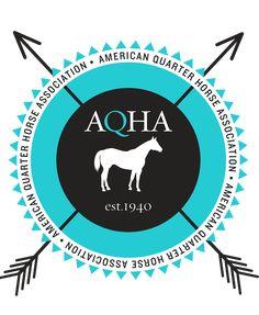 AQHA Arrow Logos Design Your Shirt, Horse Riding Clothes, Arrow Logo, American Quarter Horse, Horses, Lettering, Logos, Therapy, Store