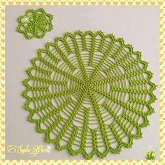 Doily and motif Doilies, Crochet Patterns, Trapper Keeper, Tejidos, Dogs, Crochet Chart, Crochet Tutorials, Crocheting Patterns, Shawl Patterns