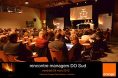 Rencontre Managers Orange DO Sud