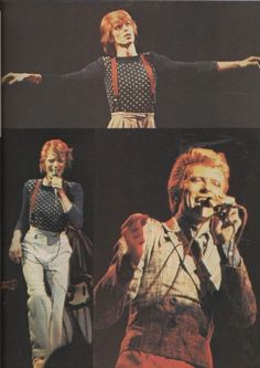 """Vintage David Bowie clipping from a circa 1976 """"Rock's Nova"""" magazine (Part Cher Young, David Bowie Changes, David Bowie Diamond Dogs, The Cher Show, The Thin White Duke, Young Americans, Thing 1, Ziggy Stardust, Miles Davis"""