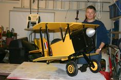 Tiger Moth Pedal Plane for William Woodworking Toys, Woodworking Projects, Tiger Moth, Swing Design, Paper Packaging, Pedal Cars, Under Stairs, Baby Strollers, Planes