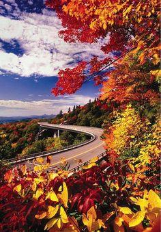 Blue Ridge Parkway, Virginia