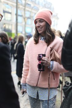 style: rely on pink as a saviour