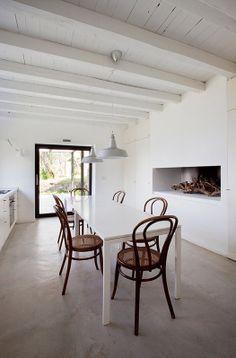 Farmhouse in Cinque Terre in Liguria, Italy, by A2BC