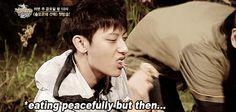 Kpop Nomz — EXO React - Realizing Their Girlfriend Would Make...