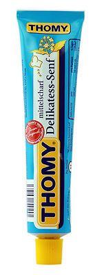 Famous German Mustard Thomy Deli medium