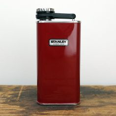 Stanley Flask in Red - $24
