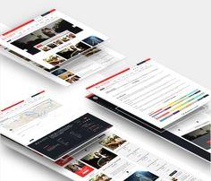 revant wordpress theme various page layout Page Layout, Wordpress Theme, Ecommerce, Magazine, Magazines, E Commerce, Layout Design, Warehouse, Layout