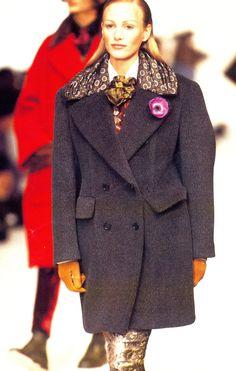 """""""Romeo Gigli Fall/Winter 1993 """""""