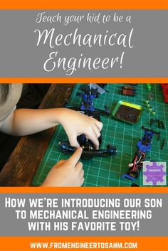 Engineering for Kids | Engineering with Remote Control Cars | How we used our son's toy to teach him about being a Mechanical Engineer!